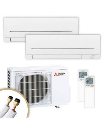 MITSUBISHI | Klimaanlage | MSZ-AP | 2,5 kW + 2,5 kW