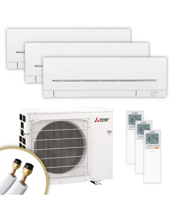 MITSUBISHI | Klimaanlage | MSZ-AP | 2× 2,5 kW + 4,2 kW