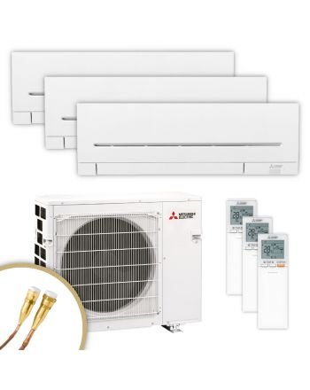 MITSUBISHI | Klimaanlage | MSZ-AP | 3× 2,5 kW | Quick-Connect