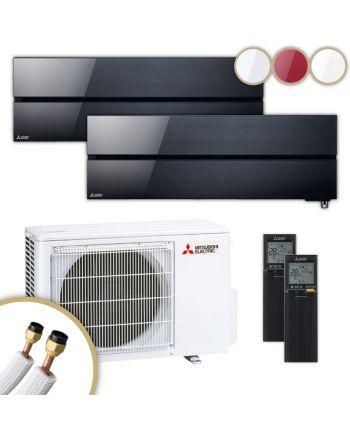 MITSUBISHI | Klimaanlage | MSZ-LN | 2,5 kW + 2,5 kW