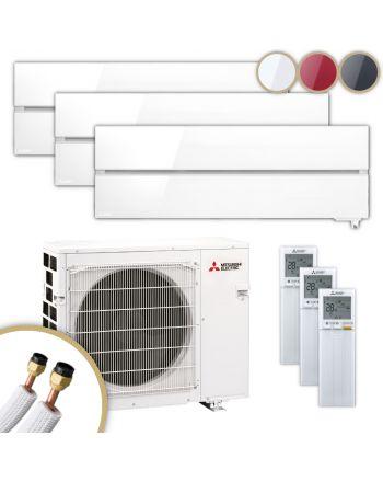 MITSUBISHI | Klimaanlage | MSZ-LN | 3× 2,5 kW