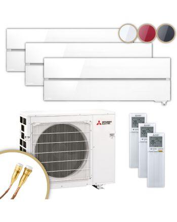 MITSUBISHI | Klimaanlage | MSZ-LN | 3× 2,5 kW | Quick-Connect