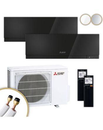 MITSUBISHI   Klimaanlage   MSZ-EF   2,5 kW + 4,2 kW