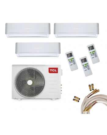 TCL Multisplit-Set Quick-Connect | FMA Trio | 3 x 2,5 kW | 27000 BTU