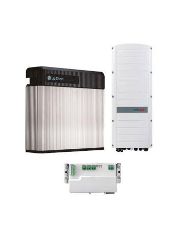 SolarEdge PV-Speicherset mit Wechselrichter + Batterie