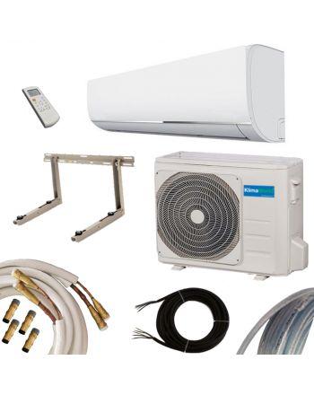 Klimaworld Klimaanlage NEXA 9000 BTU 2,9 kW R32 | 5m Quickleitung