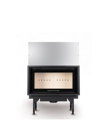 FLAMEN- Warmluft Kamineinsatz OMEGA 90 V F