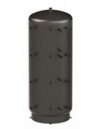 Pufferspeicher PBM-RR 2000 - 2x Wärmetauscher - Ohne Isolierung