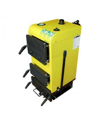 Festbrennstoffkessel Per Eko KSW 3,9 kW | MIT Gebläse | Abverkauf