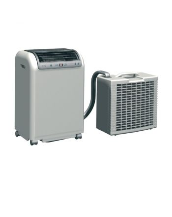 Remko Palma DC | Mobiles Klimagerät RKL 491 DC | Silber 4,3 kW