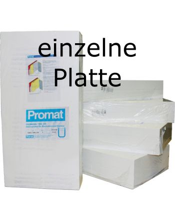 Promat PROMASIL 950-KS 60mm 1x Wärmedämmplatte Brandschutz A1 DIN 4102