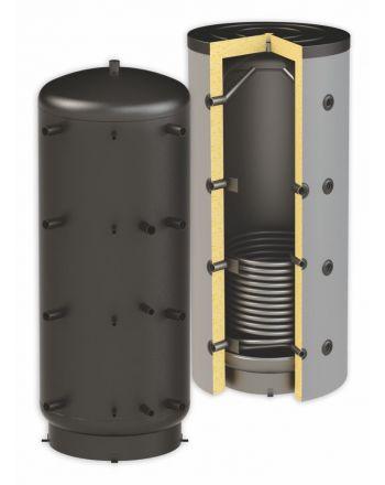 Pufferspeicher Thermoflux 800 Heizungswasser PBM-R 1 Wärmetauscher