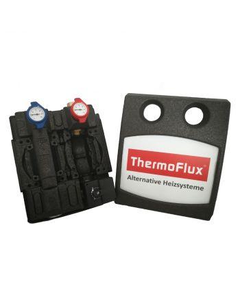 Thermoflux Pumpengruppe ohne Pumpe | für gemischte Heizkreise