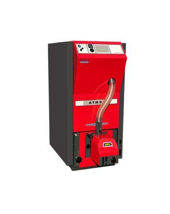 Atmos PX25 Bafa geförderter Pelletkessel   25 kW
