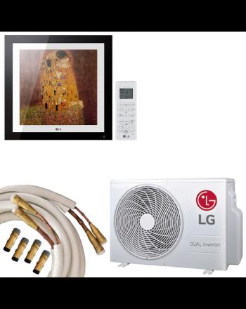 LG Design Klimaanlage ARTCOOL GALLERY Inverter 3,5kW   Quick-Connect