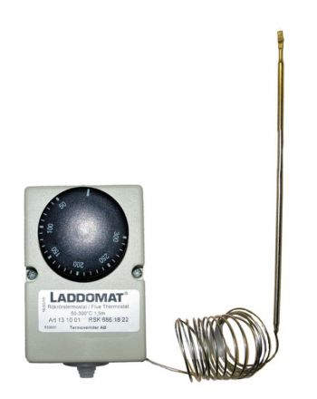 Abgasthermostat für Laddomat 50-300°C