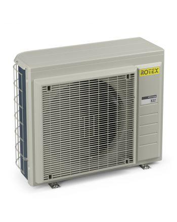 Rotex Wärmepumpen Außengerät | RRGA04DV elfenbein | 4 kW