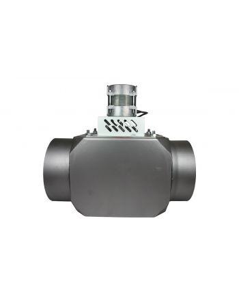 Saugzuggebläse für Festbrennstoffkessel SSP Ø 120mm bis 200mm