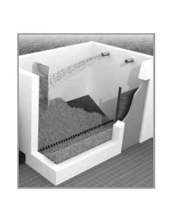 Biotech Schneckenaustragung für Biotech Pelletskessel