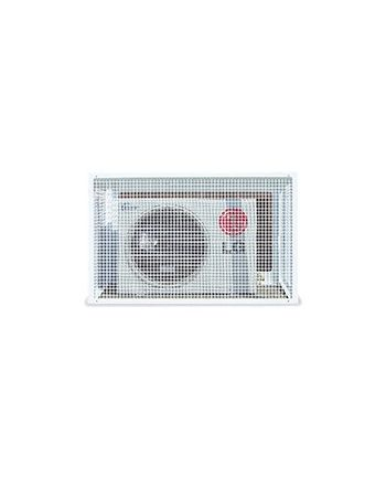 Aspen Schutzgitter Eco Vandalismusgitter für Außengerät klein