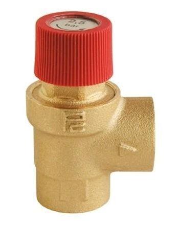 Sicherheitsventil 1/2'' Überdruckventil für 1,5 bar Heizungssysteme