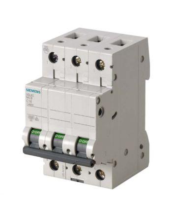 Siemens LS-Schalter | B16A | 3pol | 5SL6316-6