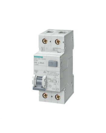 Siemens FI/LS-Schalter Typ A | 30mA | C16 5SU1356-7KK16 | 1 Polig