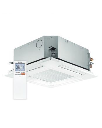 MITSUBISHI | 4-Wege-Deckenkassette + Blende | SLZ-M25FA | 2,5 kW