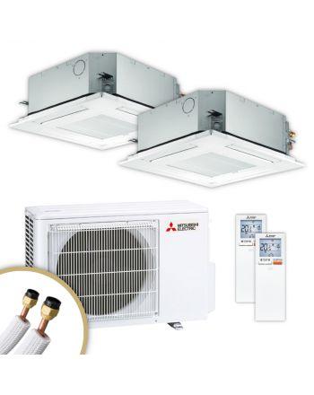 MITSUBISHI   Klimaanlage   SLZ-M   2,5 kW + 2,5 kW