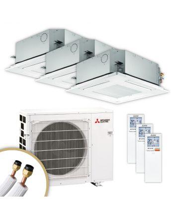MITSUBISHI | Klimaanlage | SLZ-M | 2× 3,5 kW + 4,6 kW