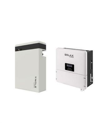 Solax |  Solar Speicher Set | T-BAT H 5.8 | 5,8 kWh