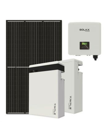 Solax Solaranlage mit T-BAT Stromspeicher | kompl. Set | 10.000 Watt