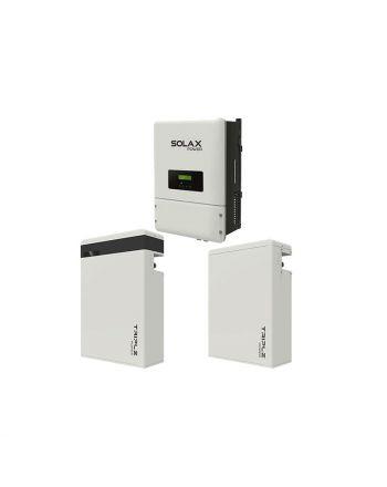 Solax | Solar Speicher Set | T-BAT H 5.8 + X3 HYBRID 10.0-T | 11,6 kWh