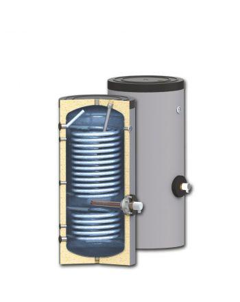 Wärmepumpenspeicher SWP2N 300L inkl. 2 Wärmetauschern