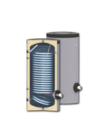 Wärmepumpenspeicher SWPN 150L inkl. 1 Wärmetauscher