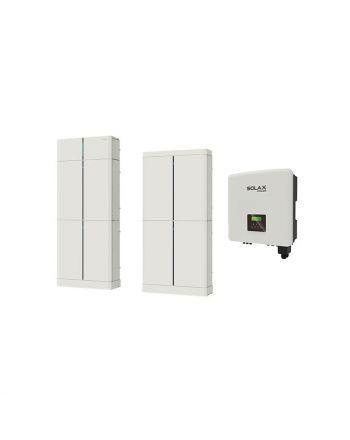 Solax | Solar Speicher Set | T-BAT H 12.0  + X3 HYBRID 10.0-D | 12,3 kWh