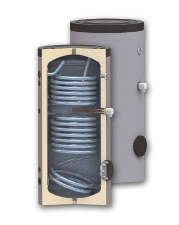 Solar-/Brauchwasserspeicher 750Liter Thermoflux TBWS-RR Bi-Valent