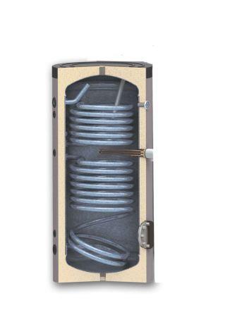 Solar-/Brauchwasserspeicher 400Liter Thermoflux TBWS-RR Bi-Valent