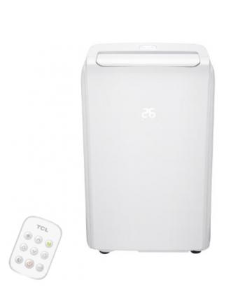 TCL mobiles Klimagerät Design K | TAC 12CPB/KW weiß | 3,2 kW | R290