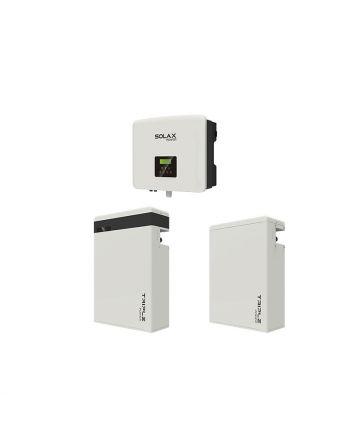 Solax | Solar Speicher Set | T-BAT H 5.8 + X3 HYBRID 10.0-D | 23,3 kWh