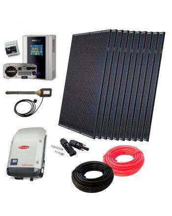 Photovoltaik komplett Set zur Warmwasserbereitung | 3000 Watt