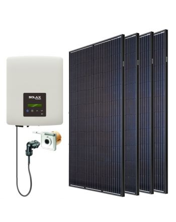 Solax HC Minisolar Komplett Set | 1520 Watt | inkl. Einspeisesteckdose