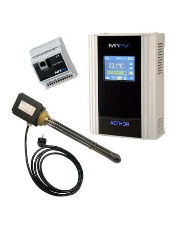 AC Thor Set | PV Manager für Eigenverbrauch | Warmwasserbereitung mit Solarstrom