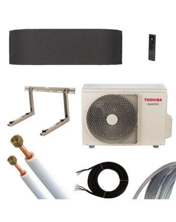Toshiba Klimaanlage Haori | Monosplit mit Invertertechnik | 2,5 kW