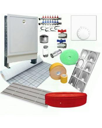 Maincor Trockenbausystem Komplettpaket - 30m²