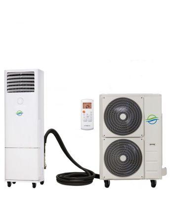 Mobiles Klimagerät Klimasäule S15   14,2 kW