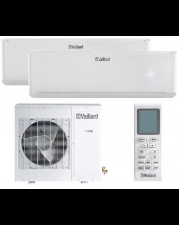 VAILLANT Klimaanlage MultiSplit 2 Innen- und 1 Außengerät | 18000 BTU
