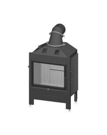 Spartherm Kamineinsatz | Varia 1V 51 | 11 kW | einfache Verglasung | RLA