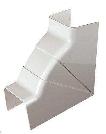 Verstellbare Inneneckhaube 80° - 105° 60x45 mm