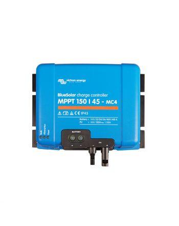 Victron Solar Laderegler | Blue Solar | MPPT 150/45MC4 | 12/24/48V 45A
